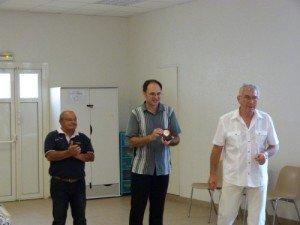 PHOTOS:  Messe du samedi 18 de Luc et repas  et photos de l'appartement de l'abbé Luc  1103315383.4-300x225